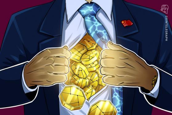 China debuts blockchain-based digital yuan salary payments in Xiong'an