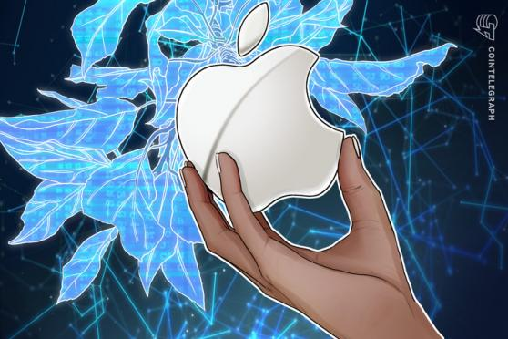 Apple Pay integration and Staking 3.0 launch push COTI price to a new high
