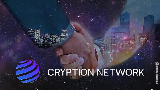 DeFi Startup Cryption Network Raises $1.1M Funds