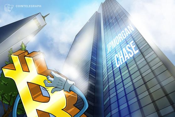 JPMorgan will get into Bitcoin 'at some point,' says co-president
