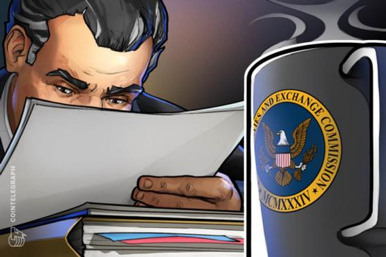 SEC halts trading for blockchain company run by former Ron Paul staffer