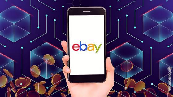 eBay To Allow NFT Sales on Its Platform