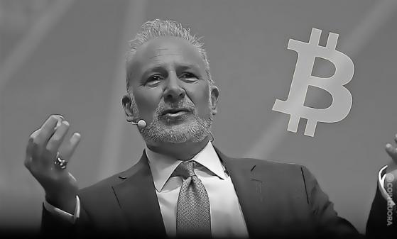 Peter Schiff: Buying Bitcoin is Gambling, Not Investing