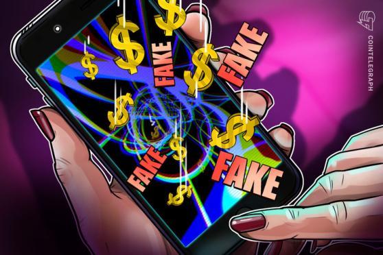 Fake Uniswap app on Google Play Store has already lost one user $20,000