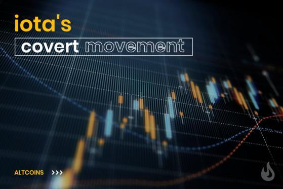 IOTA: Quietly Moving Forward