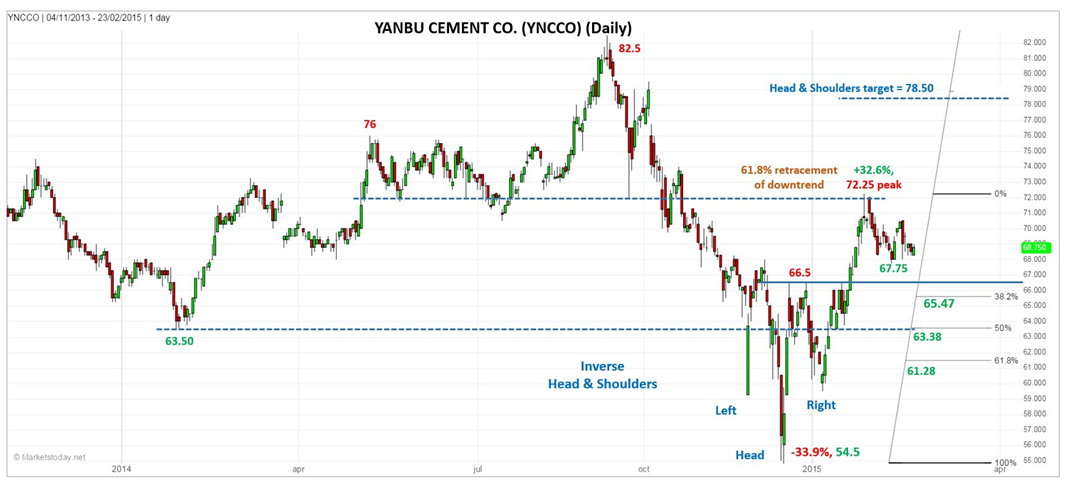 Yanbu Cement Daily