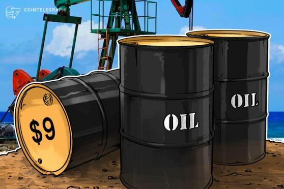 Not April Fool's — Trump Hints at $9 Oil After Accidental Bitcoin Plug