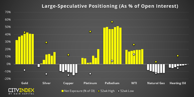 Large Speculative Positioning