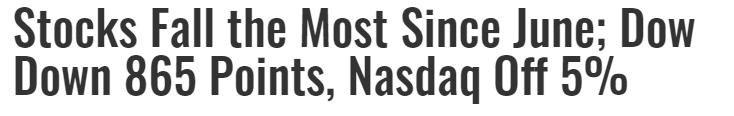 S&P Headline, Thursday