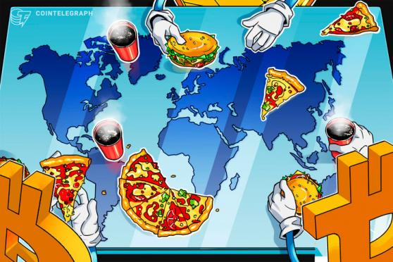Bitcoin pizza all over again — delivery driver reportedly cashes in on $400 BTC tip