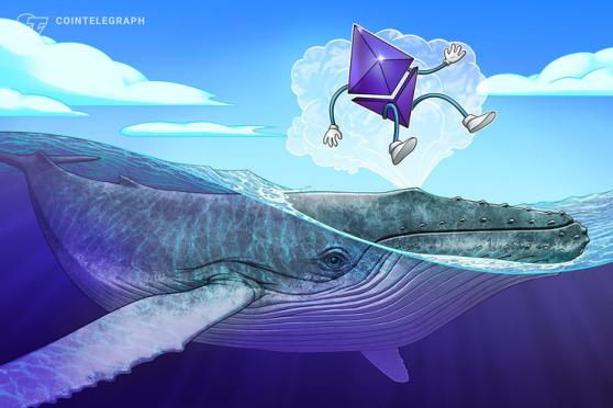 Cointelegraph Consulting: Deep diving with Ethereum whales