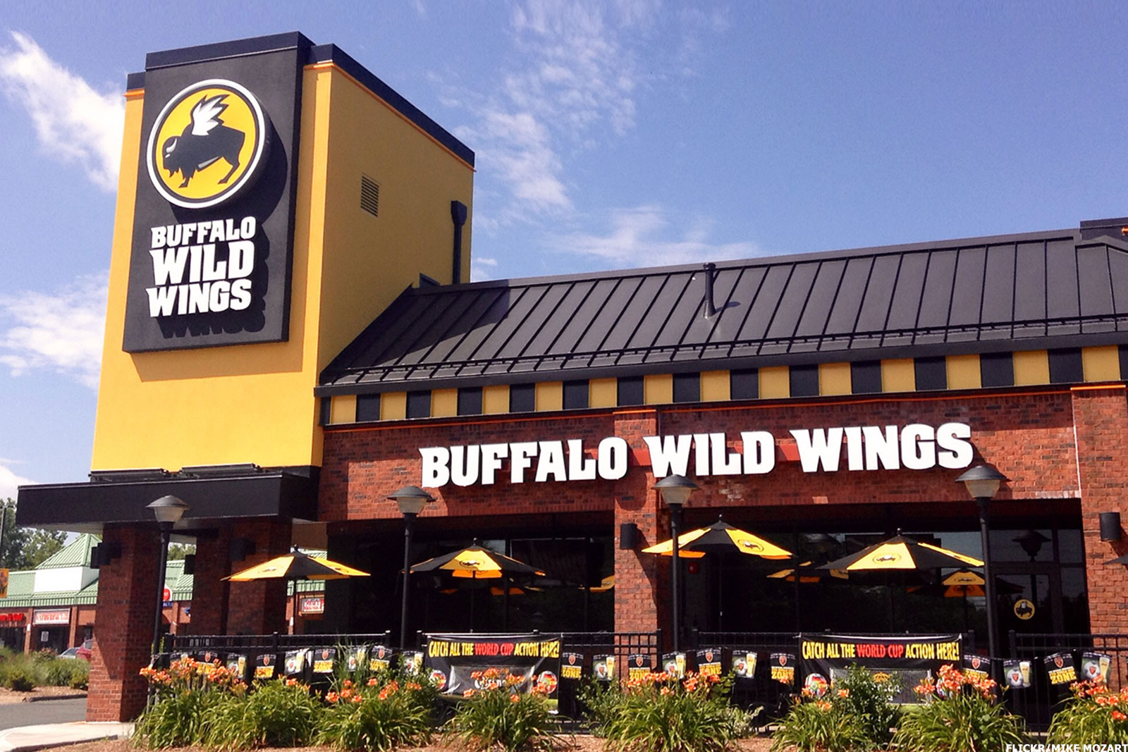 Buffalo Wild Wings shares surge 5% despite same-store sales ...