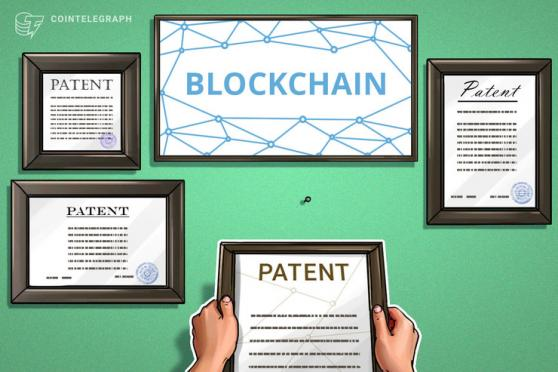 The US is number one...in blockchain patents