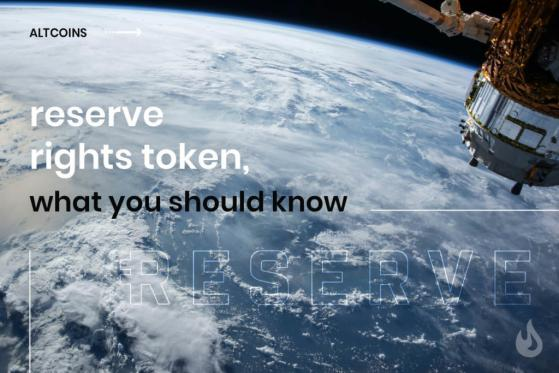 The Reserve Rights Token: An Analysis