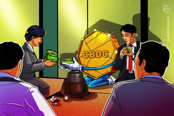 China and Japan go full steam ahead with CBDC pilots
