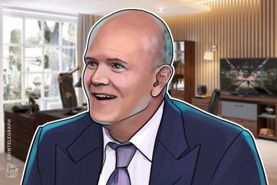 Novogratz calls PayPal's Bitcoin news 'the shot heard around the world on Wall Street'