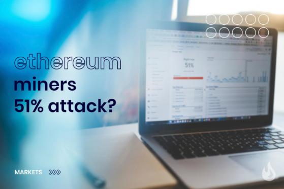 Ethereum Miners Plan 51% attack