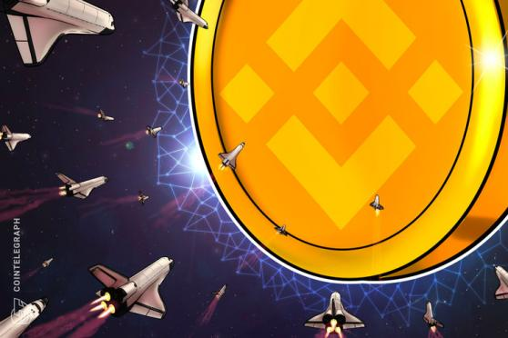 Binance Coin hits all-time highs as BNB surpasses Bitcoin Cash by market cap