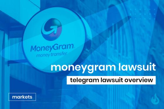 MoneyGram Slapped with Lawsuit over Use of XRP
