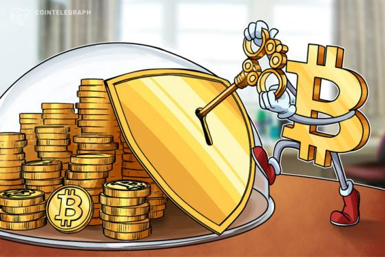 Number of Bitcoin wallets holding over 100 BTC tests 6-month high