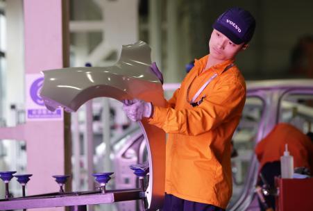 Volvo To Make China An Export Hub